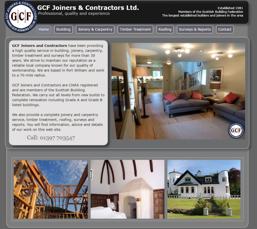 GCF Joiners and Contractors