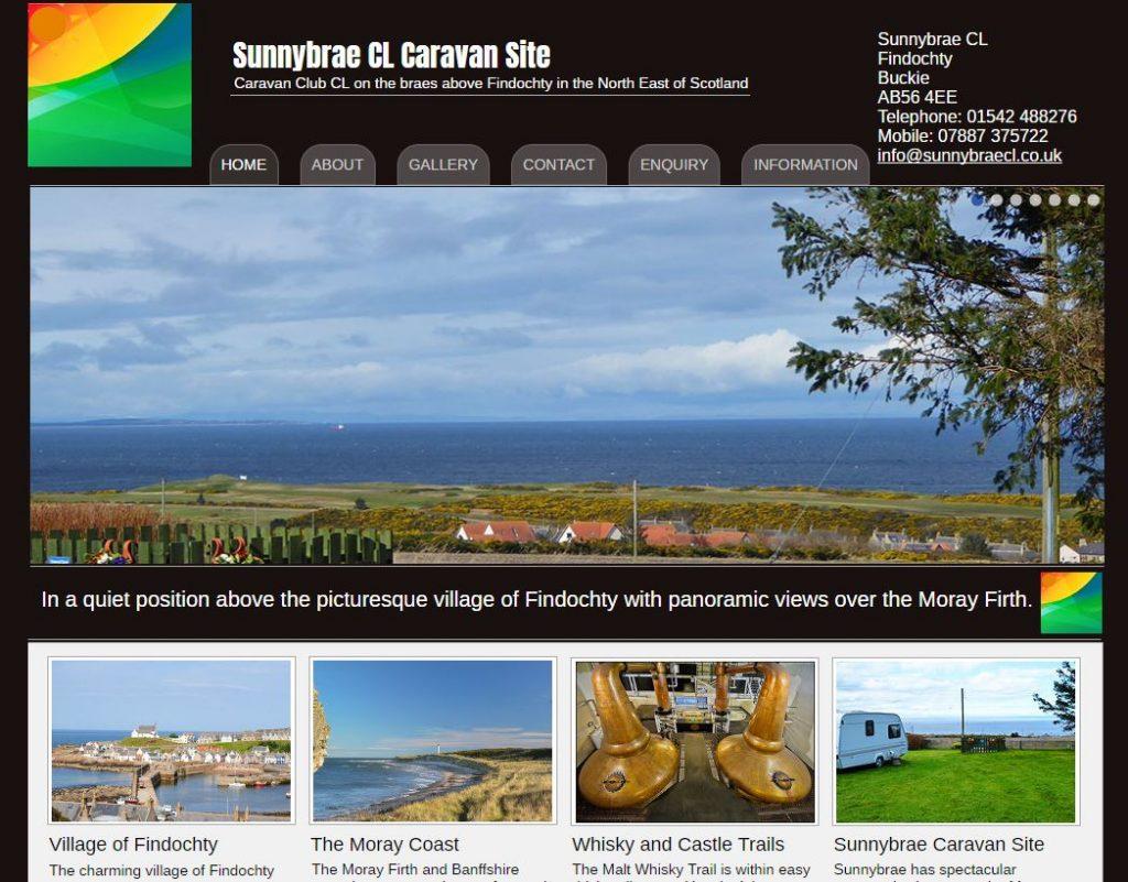 Sunnybrae Caravan Site
