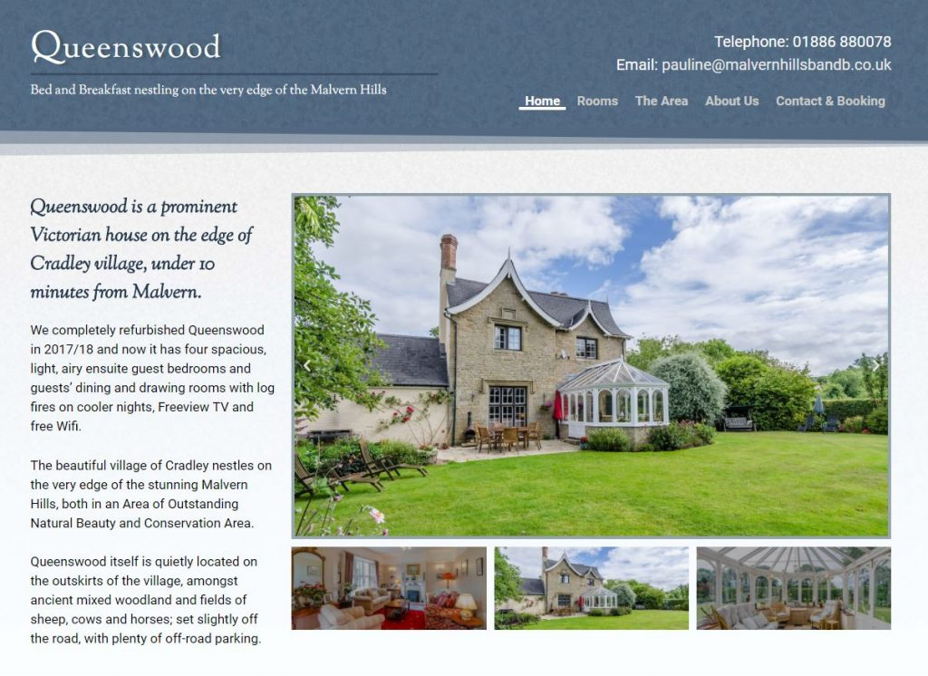 Queenswood Bed and Breakfast