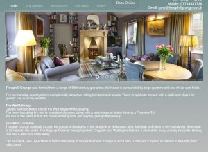 Throphill Grange Bed and Breakfast