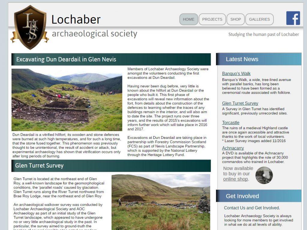 Lochaber Archaeological Society