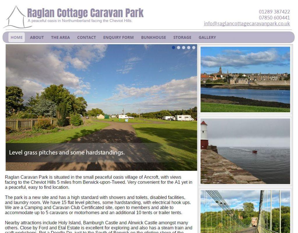 Raglan Cottage Caravan Park